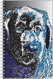 digital dog notebook